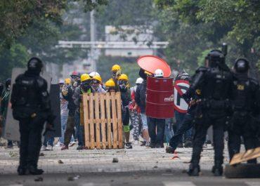 Sobre la gestión de la seguridad en las marchas